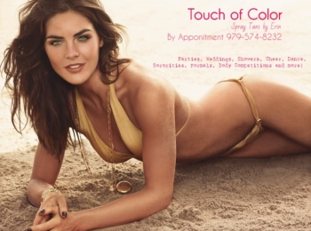 Touch of Color Spray Tans by Erin